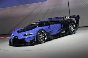 Bugatti Gt Meet The Bugatti Vision Gt In Your Xbox