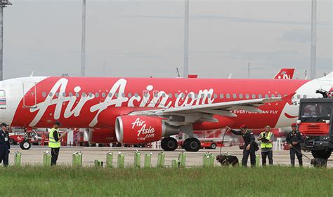 airasia uk airasia passengers told to pray as flight suffers