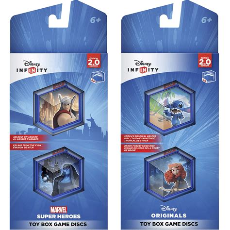 disney infinity box how to to disney infinity and beyond page 28 arcade
