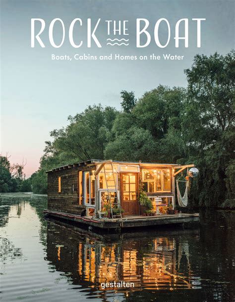 rock boat book of the month rock the boat boats cabins and homes