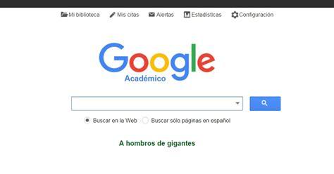 google design que es google acad 233 mico as 237 es el buscador que te ayuda a