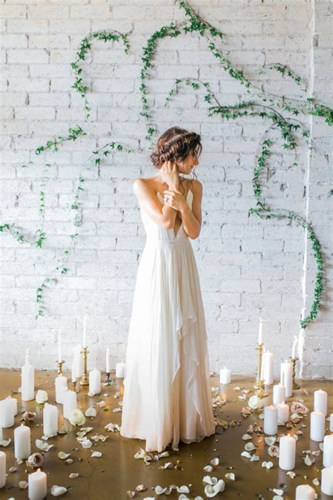 Aisle Wedding Gown by Silk Gauze Ombre Wedding Gown Aisle Society