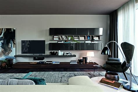 italian style living space decoration concepts modern 15 versatile modular living room units trendy