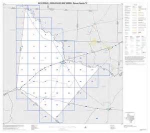 2010 census county block map reeves county index the