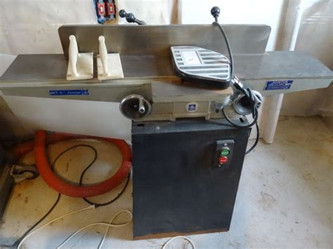 K Amp C Auctions Rosemount Woodworking Equipment In
