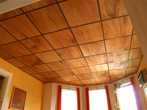 Drop Ceiling Options by Thin Plywood For Drop Ceiling For Our Basement Project House Ideas Finishes