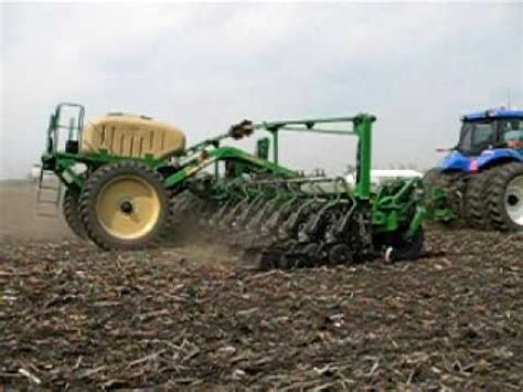 great plains twin row planter youtube