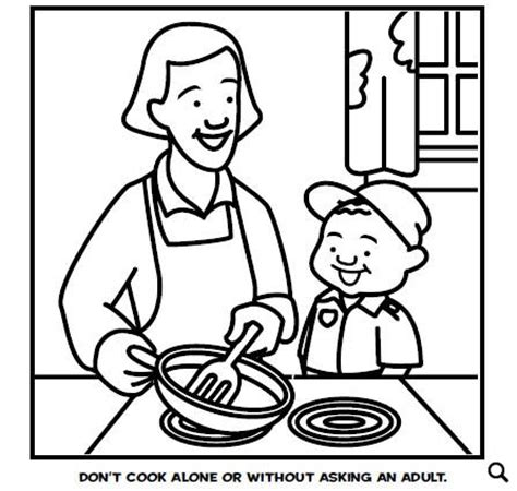 house safety coloring pages 12 free fire safety for kids lesson plans worksheets rules