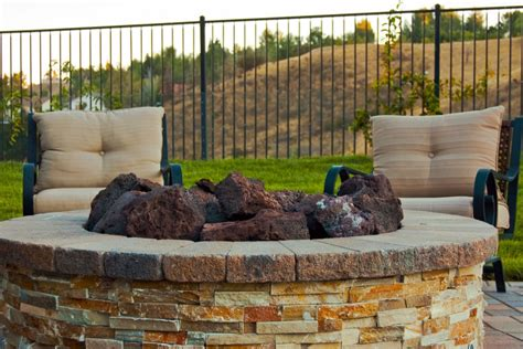 pit lava rock 5 essentials to building your backyard pit pacific