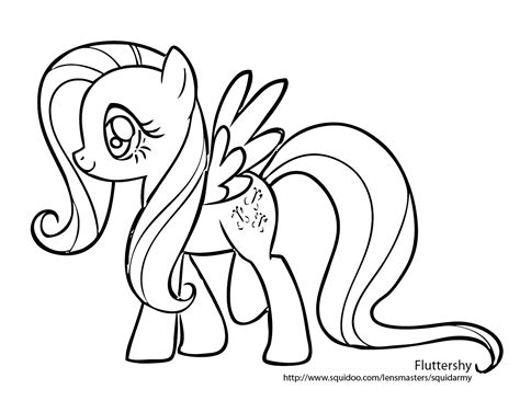 Mylittlepony Coloring Book S my pony coloring pages pony pictures