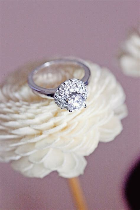 Wedding Bells Engagement Rings by Gorgeous Real Wedding Engagement Rings Weddingbells