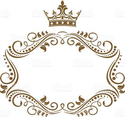 frame design london elegance clipart royal baby pencil and in color elegance