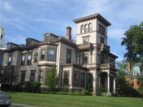 italianate house the picturesque style italianate architecture amos n