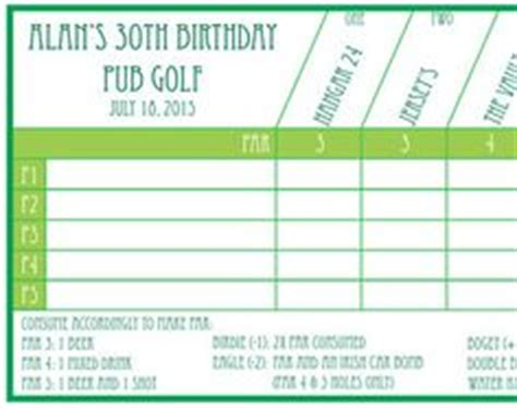 Excel Spreadsheets Help Free Golf Scorecard Spreadsheet Template Download Free Excel Pub Crawl Itinerary Template