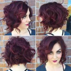 stylish colouredbob hairstyles for 30 stylish short hairstyles for girls and women curly
