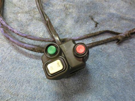 Switch Starter Tiger find 97 tigershark daytona 1000 handlebar switch assembly start tilt stop motorcycle in
