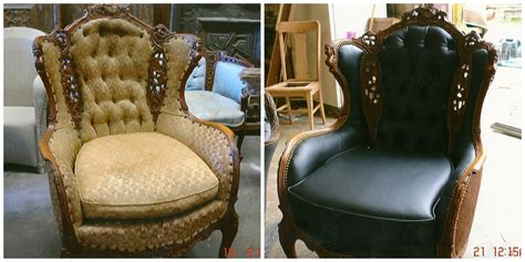 Antique Chair Upholstery by Furniture Refinishing Furniture Repair Antique