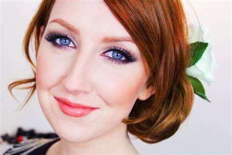 tutorial lipstik youtube sexy smokey wedding makeup tutorial youtube