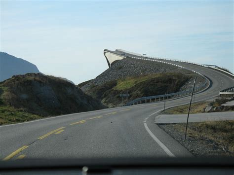 The Most Scenic Drives In America by Storseisundet The Bridge To Nowhere Amusing Planet