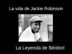 jackie robinson biography in spanish powerpoints for spanish on pinterest spanish learning