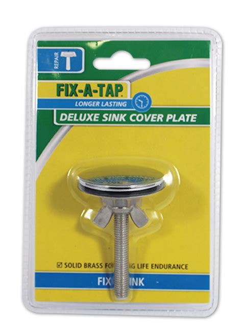 stainless steel sink cover plate cover plates sink and basin fittings fix a tap