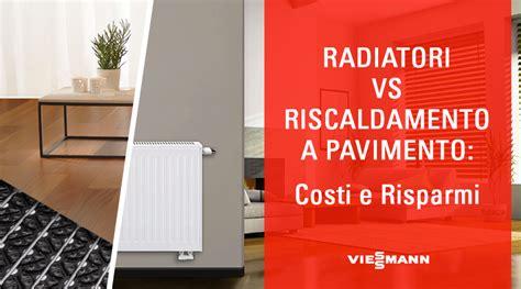 impianti di riscaldamento a pavimento costi prezzo impianto riscaldamento a pavimento