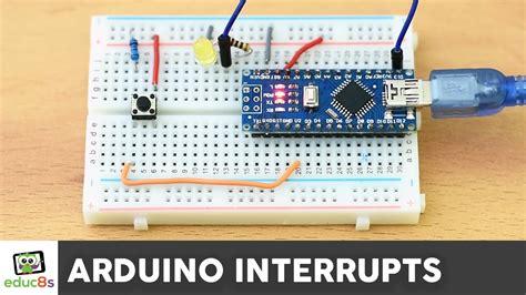 arduino tutorial on youtube arduino interrupts tutorial youtube