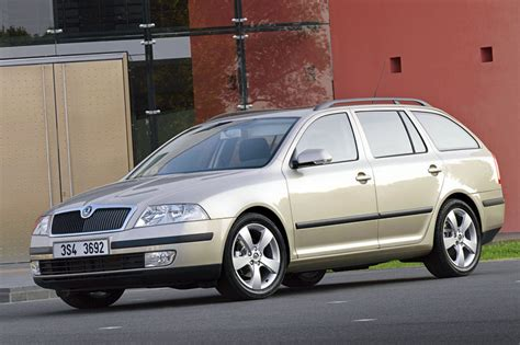 skoda octavia combi 1 9 tdi photos and comments www