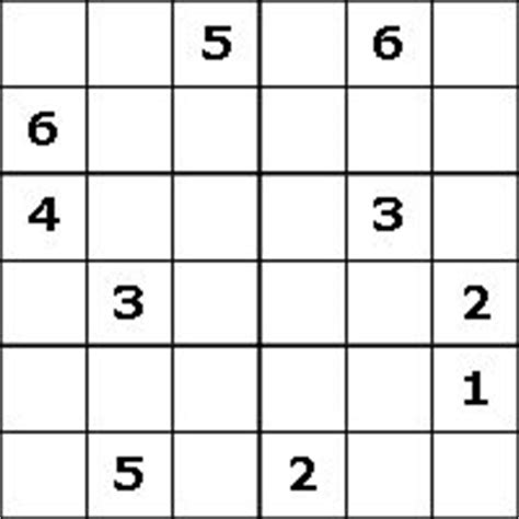 printable junior sudoku free printable sudoku puzzles including really easy ones