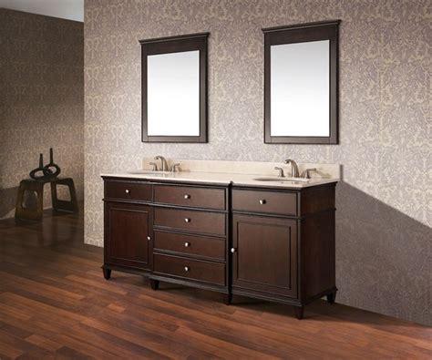 Avanity Windsor 72 In Bathroom Vanity Transitional Bathroom Vanities Baltimore