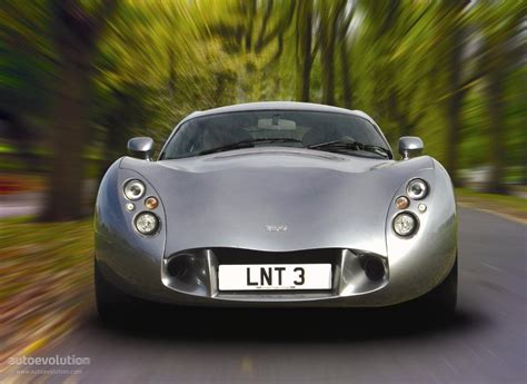 Tvr Tuscan R Tvr Tuscan R T 440r T 400r Typhon 2000 2001 2002