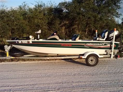 princecraft aluminum fishing boat for sale princecraft boat for sale