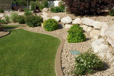 Backyard Edging Garden Edging