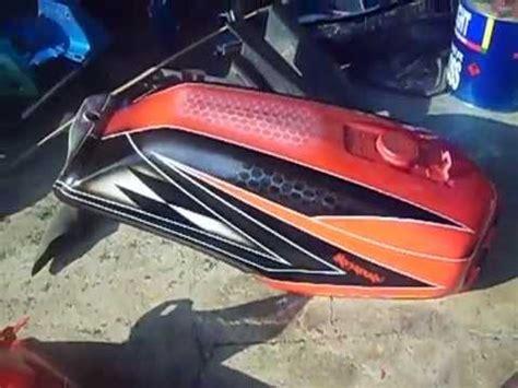 Emblem Tangki Yamaha Rx King tangki airbrush yamaha rx king