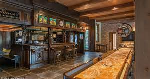 How To Build A One Car Garage idaho estate with its very own irish bar goes on the