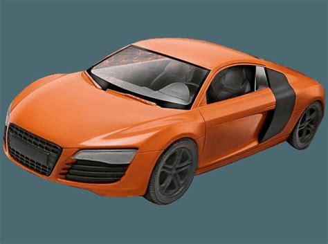 Bedienungsanleitung Audi by Bedienungsanleitung Revell 06111 Audi R8 Orange