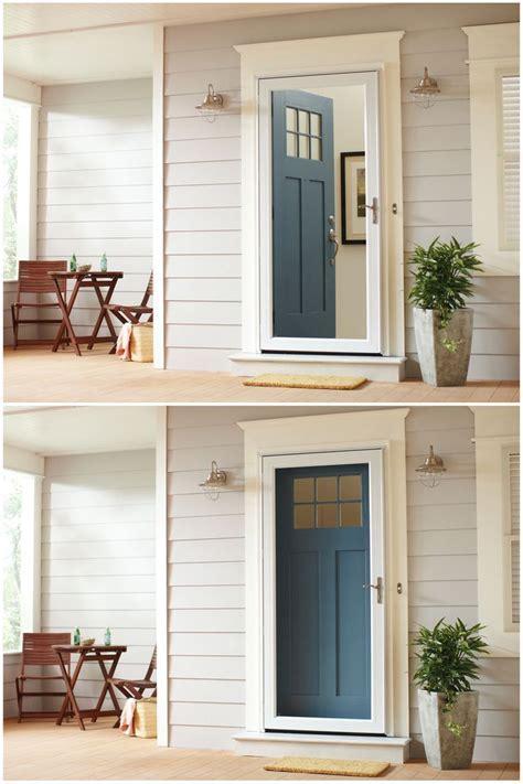 Glamorous Front Door With Storm Door Ideas Photos - Exterior ideas ...