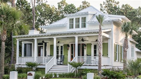 southern coastal house plans beach coastal house plans southern living house plans