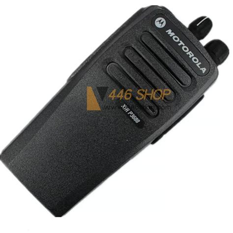 Motorola Mototrbo Xir M3688 Mobile Radio Analog Digital 45w Vhf motorola motorola xir p3688 digital analog portable two way radio brand of radio motorola