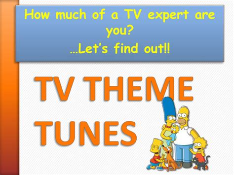 tv theme quiz audio end of year quiz x 2 television and theme tunes by uk