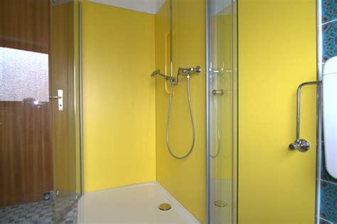 dusche wandverkleidung ohne fugen thbwall f 252 r das fugenlose bad badgestaltung und