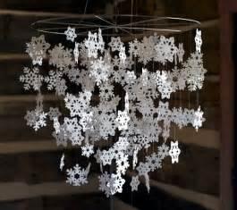 snowflakes inspiration favorite christmas decorating ideas 8