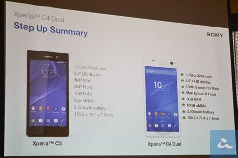 Sony Xperia C4 Putih xperia c4 dual disenaraikan oleh sony pada harga rm1299