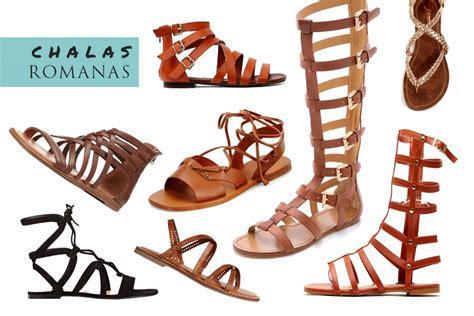 imagenes d sandalias a la moda 2016 sandalias romanas regresa la moda para este verano 2016