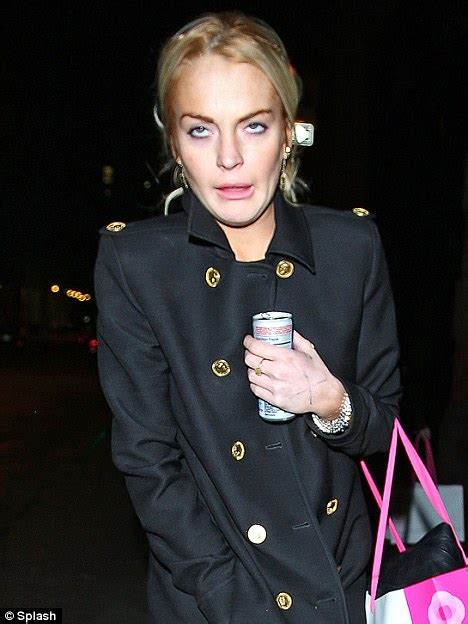 Svedka Pulls Out Of Lindsay by Careful The Wind Doesn T Change Lindsay Lohan Pulls A