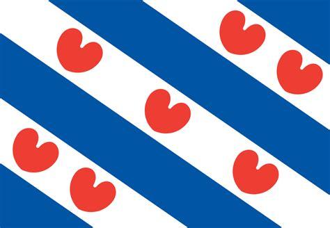 Frisian Flag 1 flag of friesland