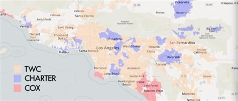 time warner coverage map time warner cable hates dodgers fans tells them to switch