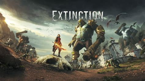 extinction brand new ip from iron galaxy coming to ps4