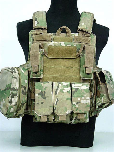 maritime vest full set version od ciras mar molle combat vest full set mc