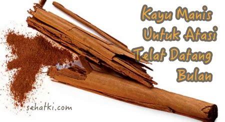 4 ramuan tradisional pelancar haid yang paling ampuh